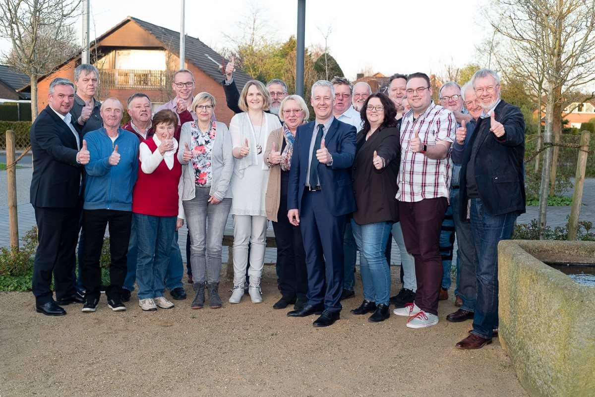 SPD-Regionalkonferenz im Filsumer Rathaus
